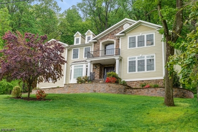 Chatham Twp. Single Family Home For Sale: 43 Ormont Rd