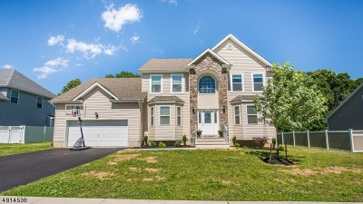 South River Boro Single Family Home For Sale: 12 Capitol Ct