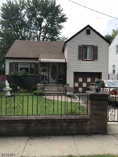 Hillside Twp. Single Family Home For Sale: 301 Hollywood Ave