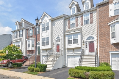 Nutley Twp. Condo/Townhouse For Sale: 233 Swathmore Dr