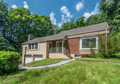 Randolph Twp. Single Family Home For Sale: 71 Grist Mill Road