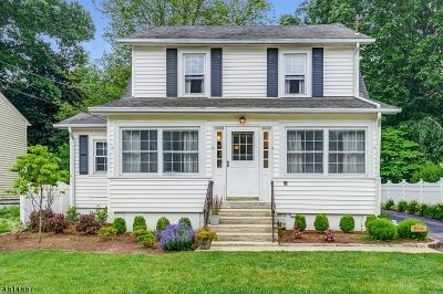 Livingston Twp. Single Family Home For Sale: 23 Filmore Ave