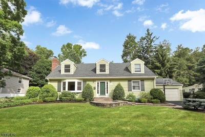 Summit City Single Family Home For Sale: 112 Essex Rd
