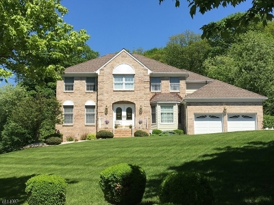 Randolph Twp. Single Family Home For Sale: 26 Winchester Ter