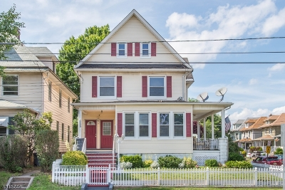 Roselle Park Boro Multi Family Home For Sale: 255 E Westfield Ave
