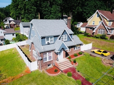 Scotch Plains Twp. Single Family Home For Sale: 176 Harding Rd