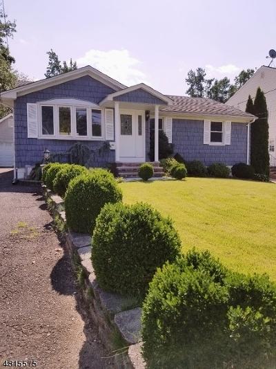 CLARK Single Family Home For Sale: 143 Lexington Blvd