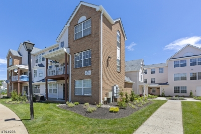 North Brunswick Twp. Condo/Townhouse For Sale: 206 Copeley Way