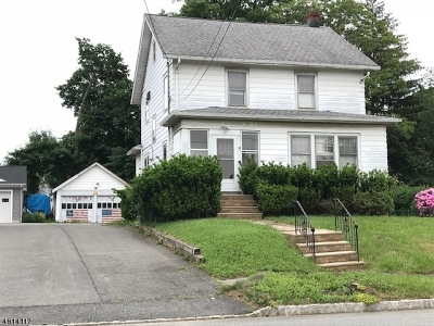 Livingston Twp. Single Family Home For Sale: 21 Virginia Ave