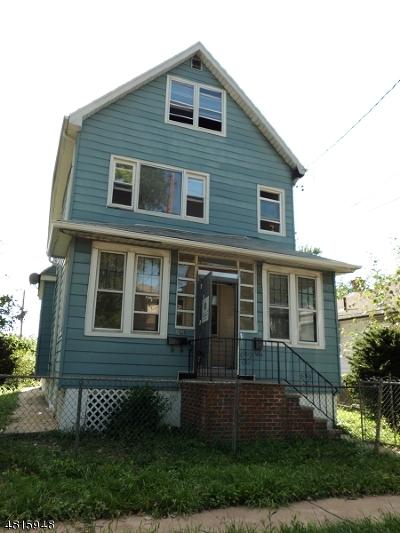 Roselle Boro Multi Family Home For Sale: 1028 Drake Ave