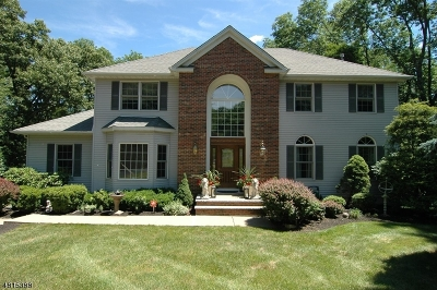 Randolph Twp. Single Family Home For Sale: 4 Millpond Ct