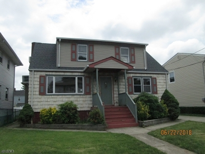 Woodbridge Twp. NJ Single Family Home Sold: $194,900