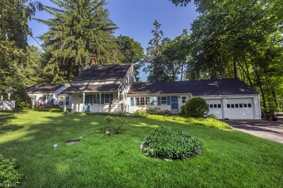 Morris Twp. Single Family Home Active Under Contract: 131 Kitchell Rd