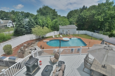 East Hanover Twp. Single Family Home For Sale: 47 Heritage Dr
