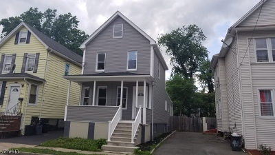 Roselle Boro Single Family Home For Sale: 411 Georges Pl
