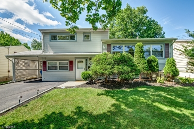 Woodbridge Twp. Single Family Home For Sale: 49 Califon Dr
