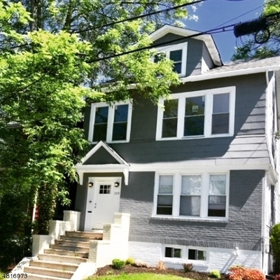 Maplewood Twp. Multi Family Home For Sale: 208 Laurel Ave