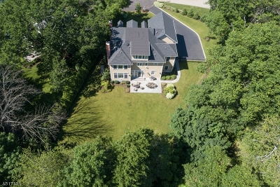 Chatham Twp. Single Family Home For Sale: 26 Scenery Hill Dr