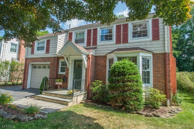 Morristown Town Single Family Home For Sale: 75 Morris Ave