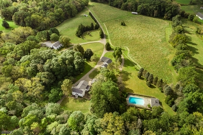 Peapack Gladstone Boro Single Family Home For Sale: 50 Holland Rd