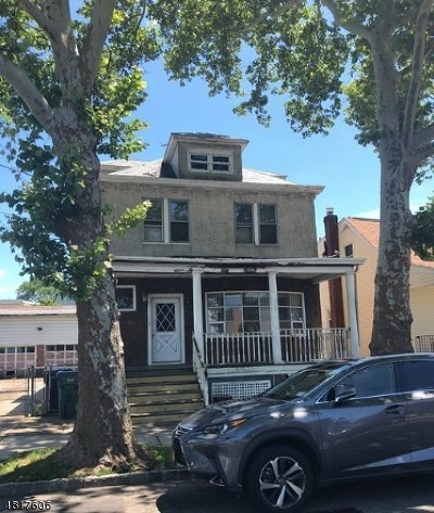 Perth Amboy City Single Family Home For Sale: 234 Sherman St