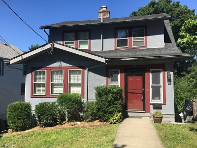 Morristown Town Single Family Home For Sale: 47 Olyphant Dr