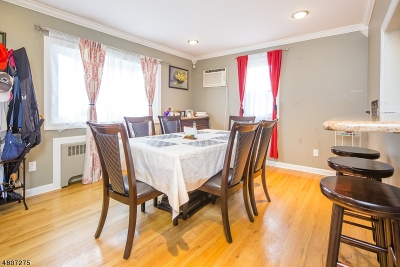 Cranford Twp. Single Family Home For Sale: 128 Burnside Ave