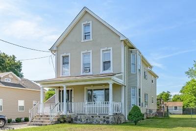 Woodbridge Twp. Single Family Home For Sale: 437 Douglas Ave