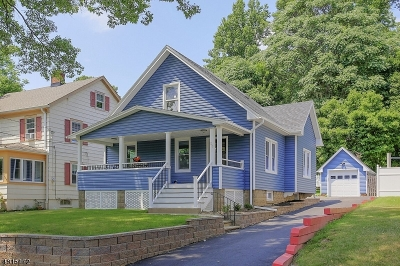 Morristown Town Single Family Home For Sale: 20 Colonial Rd
