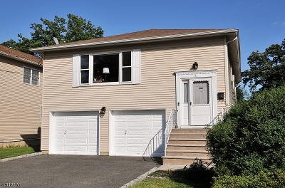 Linden City Single Family Home For Sale: 21 Robbinwood Ter