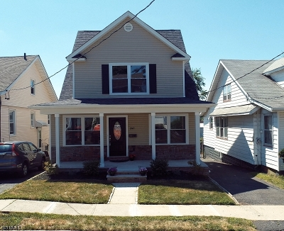 Union Twp. Single Family Home For Sale: 1040 Woolley Ave