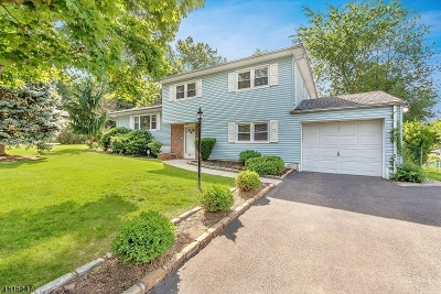West Orange Twp. Single Family Home For Sale: 75 Crestmont Rd