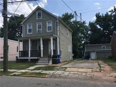Woodbridge Twp. Multi Family Home For Sale: 78 S Fulton St