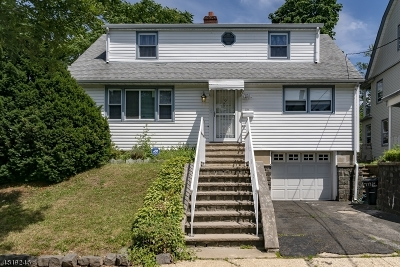 Newark City NJ Single Family Home Sold: $305,000