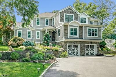 Livingston Twp. Single Family Home For Sale: 26 Morningside Dr
