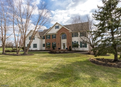 Union Twp. Single Family Home For Sale: 5 Shipley Ct