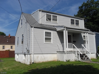 Fords Single Family Home For Sale: 21 Izola Ave