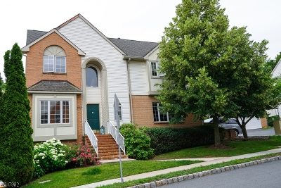 West Orange Twp. Condo/Townhouse For Sale: 1088 Smith Manor Blvd