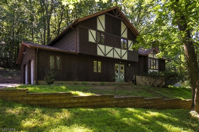 Randolph Twp. Single Family Home For Sale: 37 Oak Ln