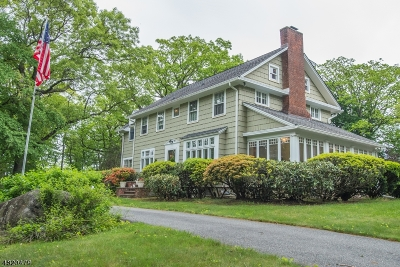 Boonton Town Single Family Home For Sale: 428 Essex Ave