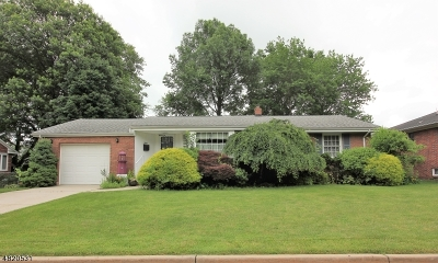 South River Boro Single Family Home For Sale: 20 Brennig Pl