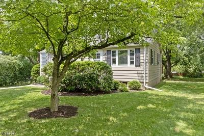 Randolph Twp. Single Family Home For Sale: 240 Quaker Church Rd