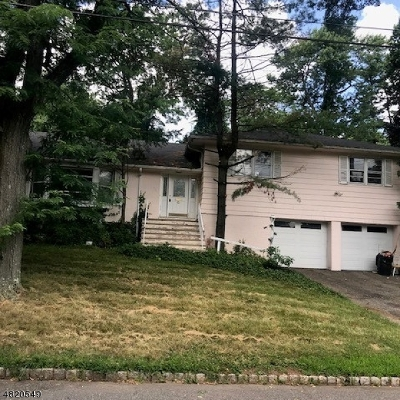 West Orange Twp. Single Family Home For Sale: 8 Linden Ave