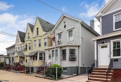 ELIZABETH Single Family Home For Sale: 18 S Reid St