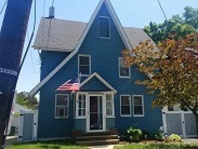 HILLSIDE Single Family Home For Sale