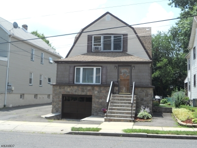 Nutley Twp. Single Family Home For Sale: 91 Stager St