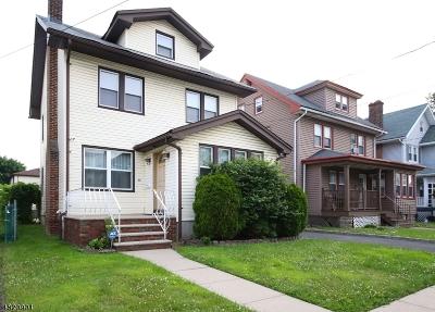 ELIZABETH Single Family Home For Sale: 28-30 Raymond Ter