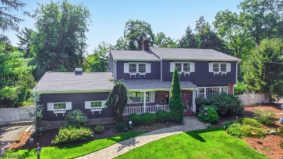 Plainfield City Single Family Home For Sale: 1422 Prospect Avenue