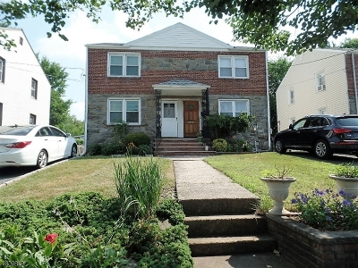 Cranford Twp. Single Family Home For Sale: 345 Centennial