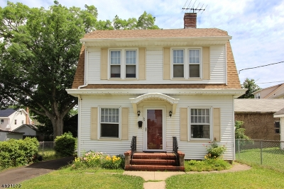 West Orange Twp. Single Family Home For Sale: 69 Kirk St
